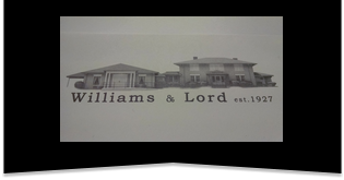 Williams & Lord Funeral Home
